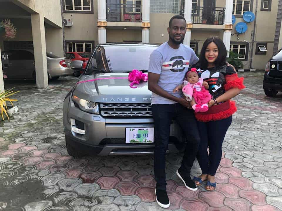 Photo of She use to come to my house in keke – Man says as he buys Range Rover for his wife