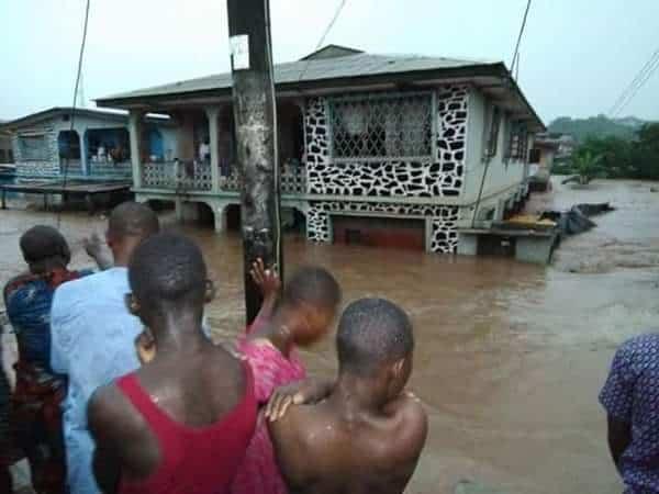 Photo of Heavy flood kills children, destroys properties in Ogun state (Photos)