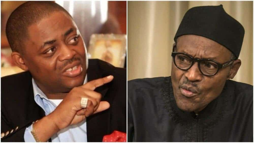 Photo of FFK reacts as Dasuki is denied release despite getting a sixth bail order