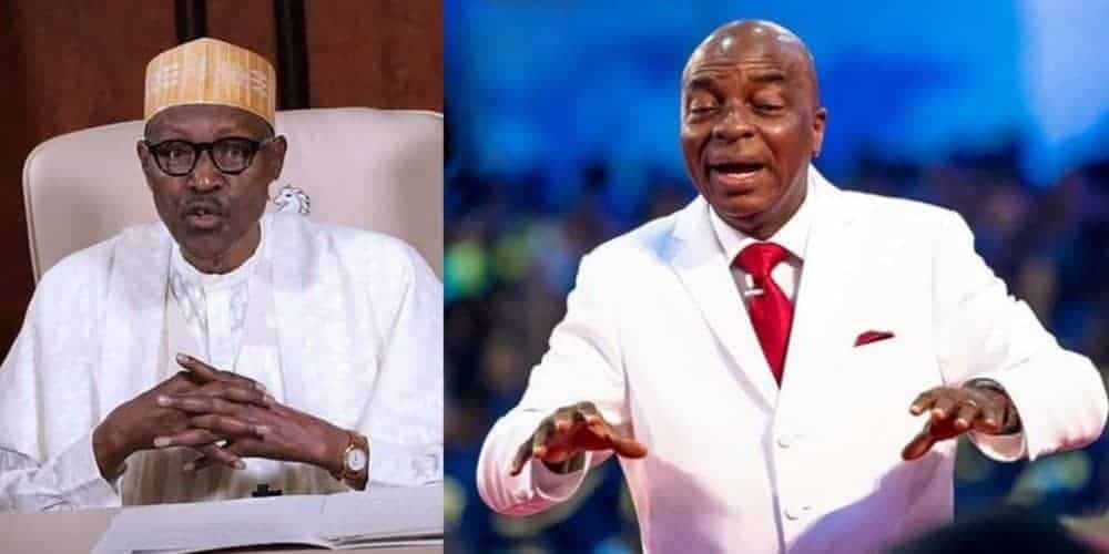 Photo of Oyedepo asks Buhari to resign or get out of office over herdsmen killings