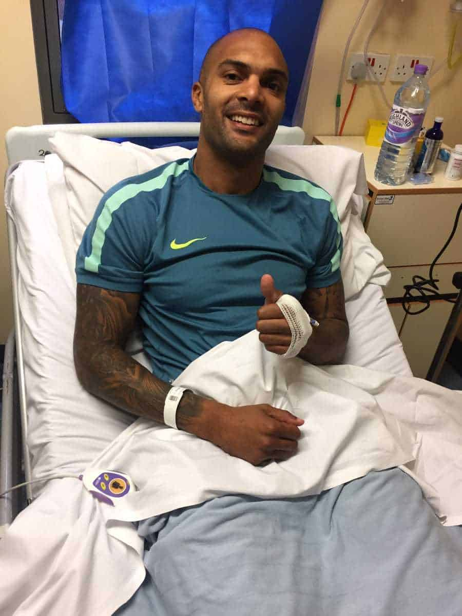 Super Eagles players react to the retirement of Carl Ikeme