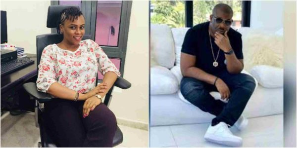 Photo of Lady narrates on twitter on what Don Jazzy did to her in 2013