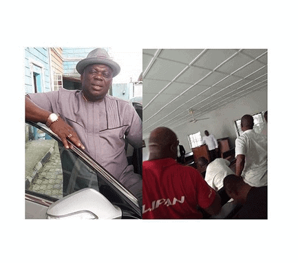 Photo of Politician arraigned for allegedly detaining, raping a girl in Bayelsa