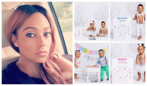 Photo of Never let anyone break your bond – Lola Omotayo to Paul Okoye's twins