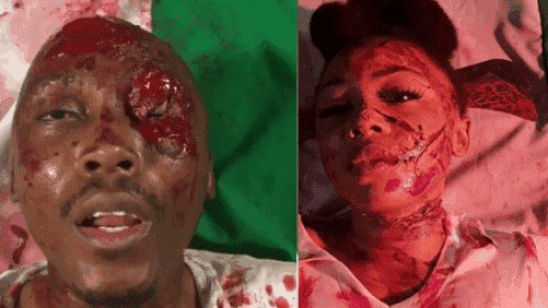 Photo of How Frank Donga and Ifu Ennada are campaigning against killings in Nigeria