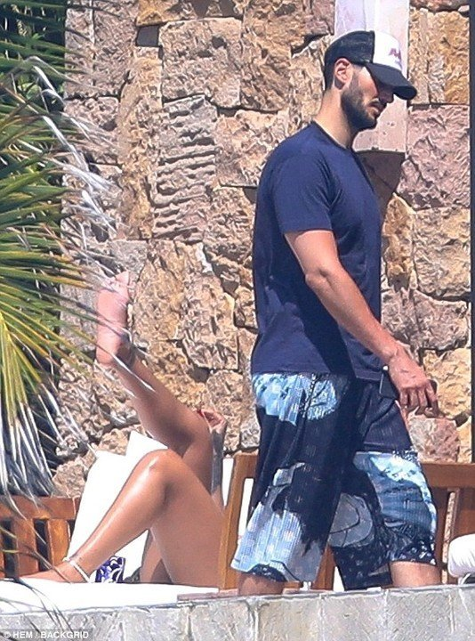 Rihanna and her Saudi billionaire boyfriend