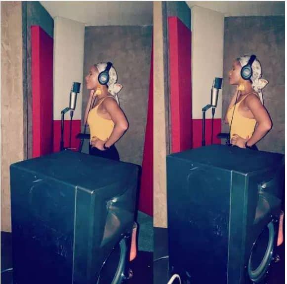 Photo of Actress, Adesua Etomi-Wellington officially delves into music