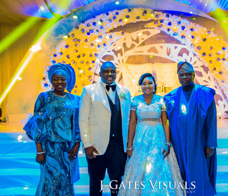 Photo of #MeetTheAmbodes: Joy, laughter as Governor Ambode's family receives new bride (photos)