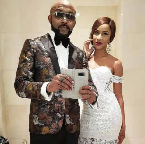 Photo of Two women slam Banky W for driving an expired Range Rover SUV (Video)