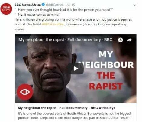 rapists and deliberately spreading HIV