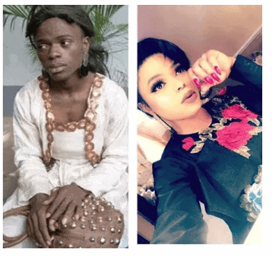"""Photo of Bobrisky shares throwback photo, says """"Each time I remember my previous life I thank God"""""""