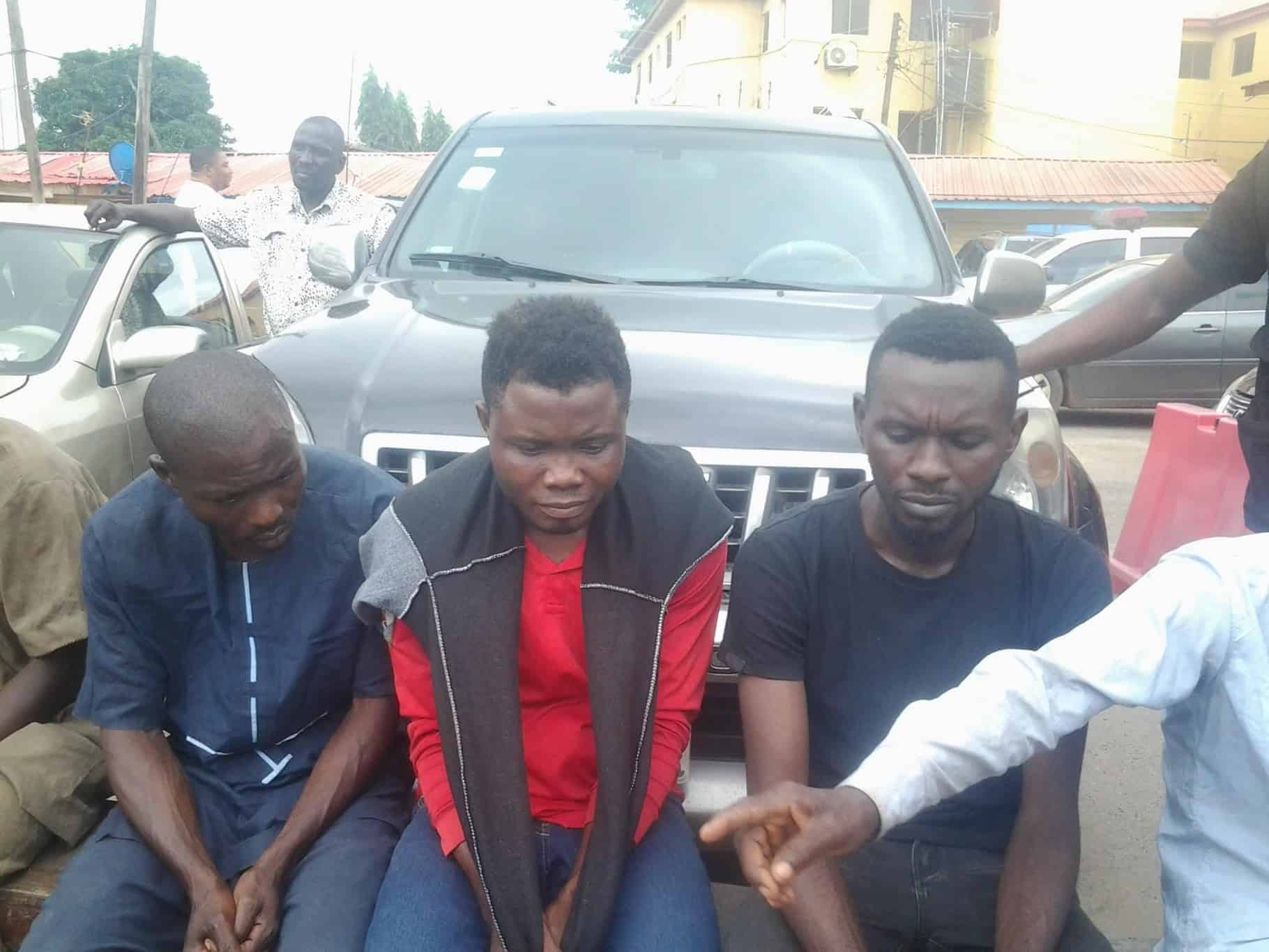 Photo of How Greedy Driver sold Boss' N10million Toyota SUV for N50,000