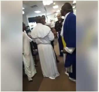 Photo of Money, Sexual Harassment: Police storm Celestial Church Of Christ in New York as members fight