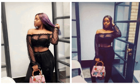 Photo of Davido's girlfriend, Chioma reacts to non-smiling video with Alex