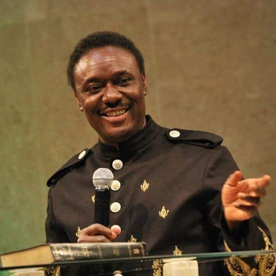 Photo of What Chris Okotie said in an interview about himself, 30 years ago