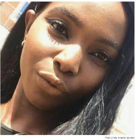 Photo of Corpse of corper Linda Nkechi Igwetu & the policeman that shot her dead