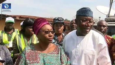 Photo of Kayode Fayemi shares throwback photo to celebrate 30th wedding anniversary with wife