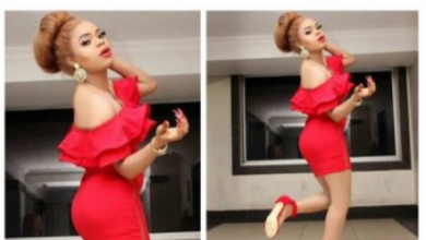 Photo of Bobrisky dances in style (video)
