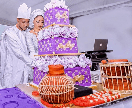Photo of Wedding planner shares testimony about Alaafin's of Oyo's newly wed daughter (More photos)