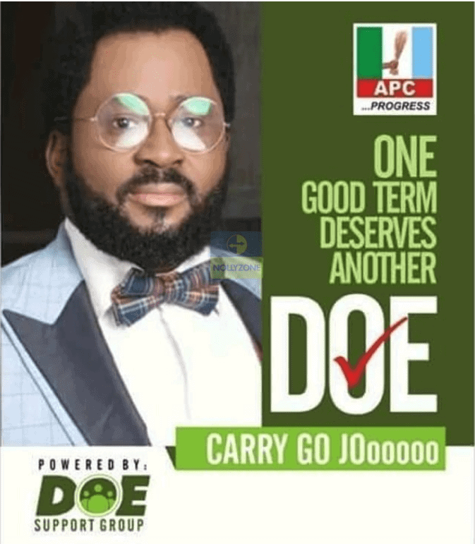 Photo of Desmond Elliot kick starts campaign for another tenure
