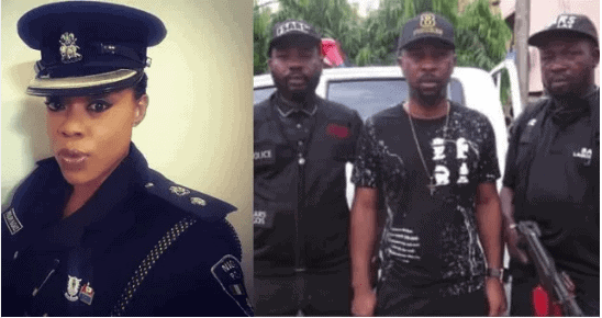 """Photo of """"You can't eat your cake and have it"""" – Police PRO, Dolapo Badmus cautions Ruggedman"""