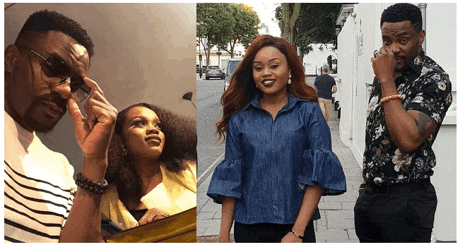 Photo of Ebuka's wife pens down mind blowing birthday message