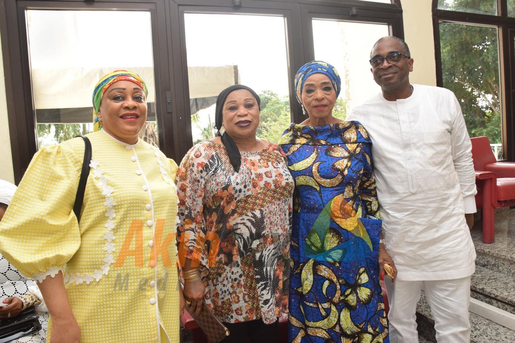 Folawiyo's  Birthday, age 76th
