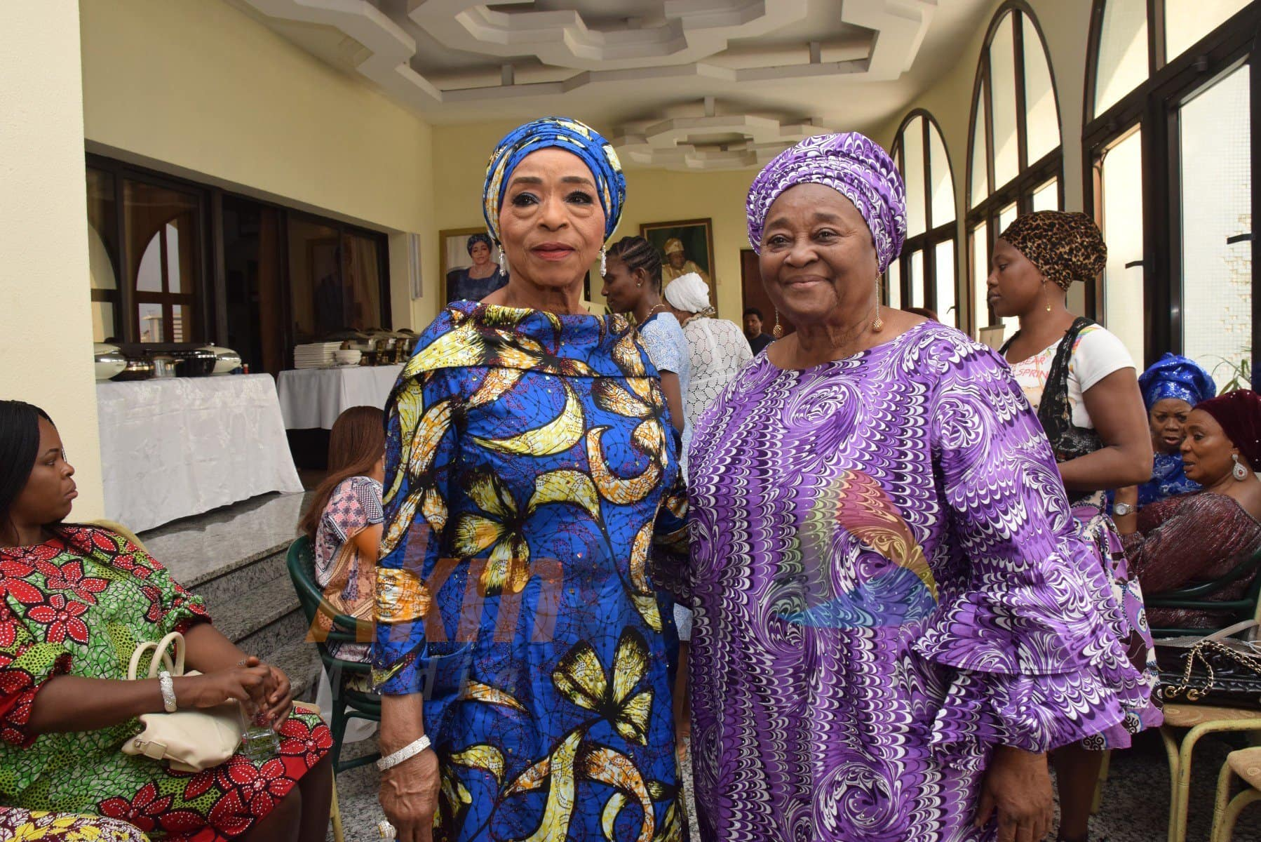 Photo of How Socialites turned up for Folawiyo's 76th Birthday (Photos)