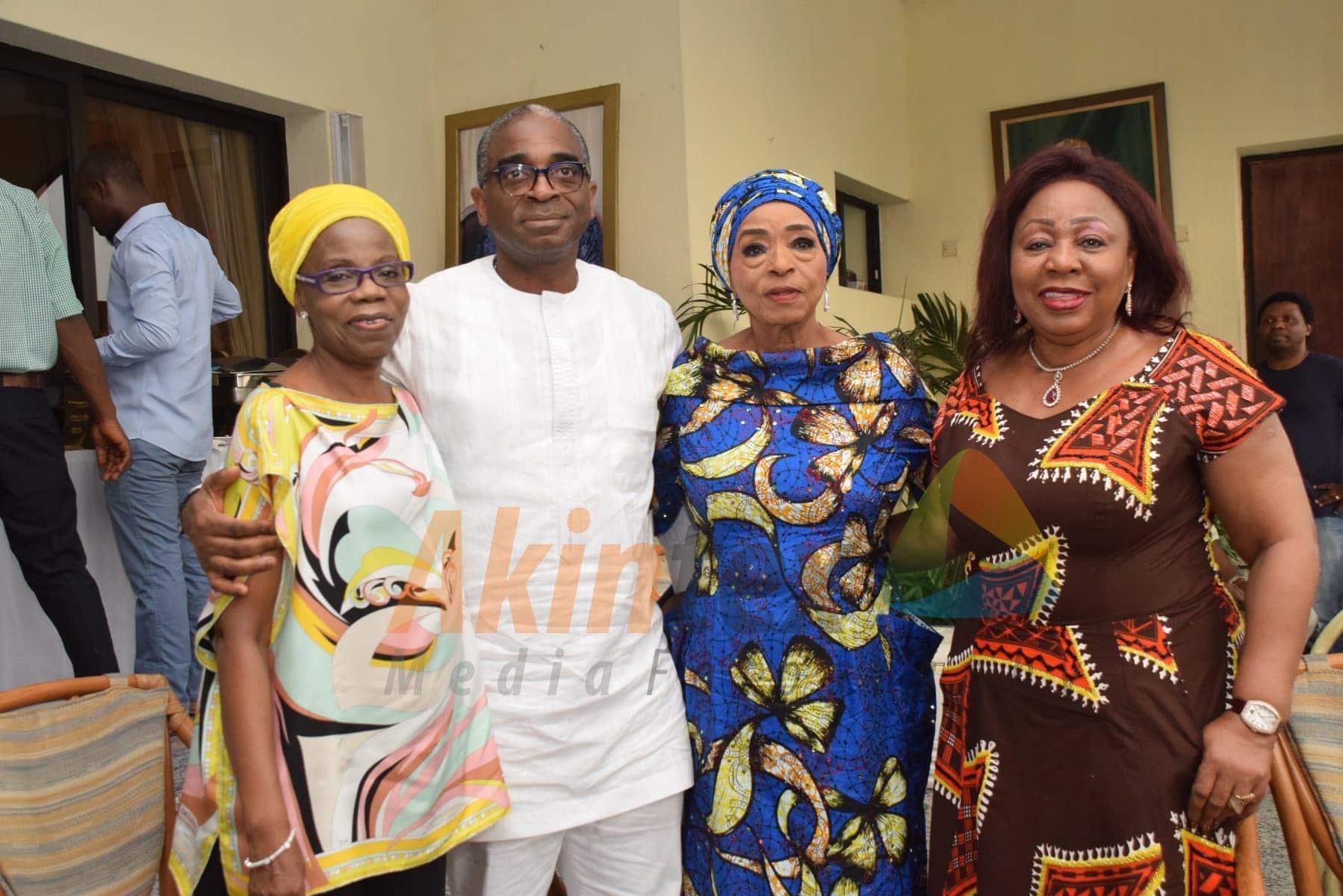 Folawiyo's 76th Birthday