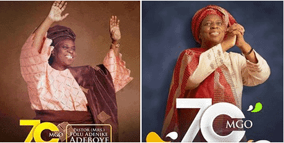 Photo of How Folu Adeboye never allows any guest leave her mansion without bombarding with gifts