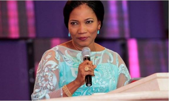 Photo of Funke Adejumo: It is wrong for a female to preach in Church