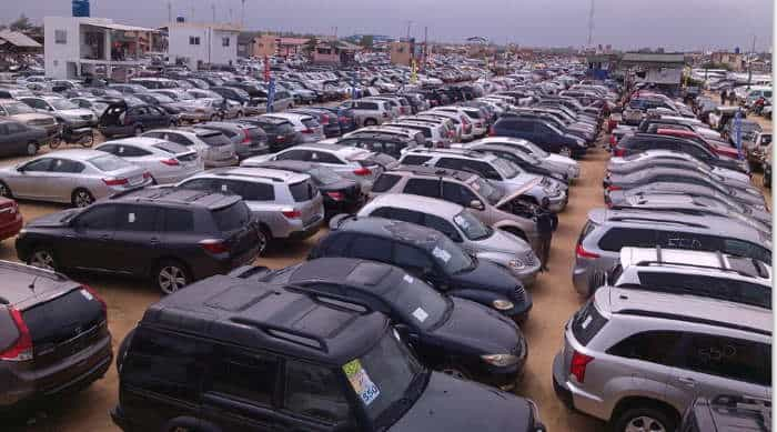 Photo of They say 90% of imported vehicles dangerous to health, Africa