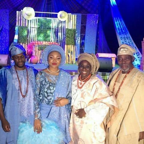 Photo of More photos from Olu & Joke Jacob's son's wedding to Kalabari Lover