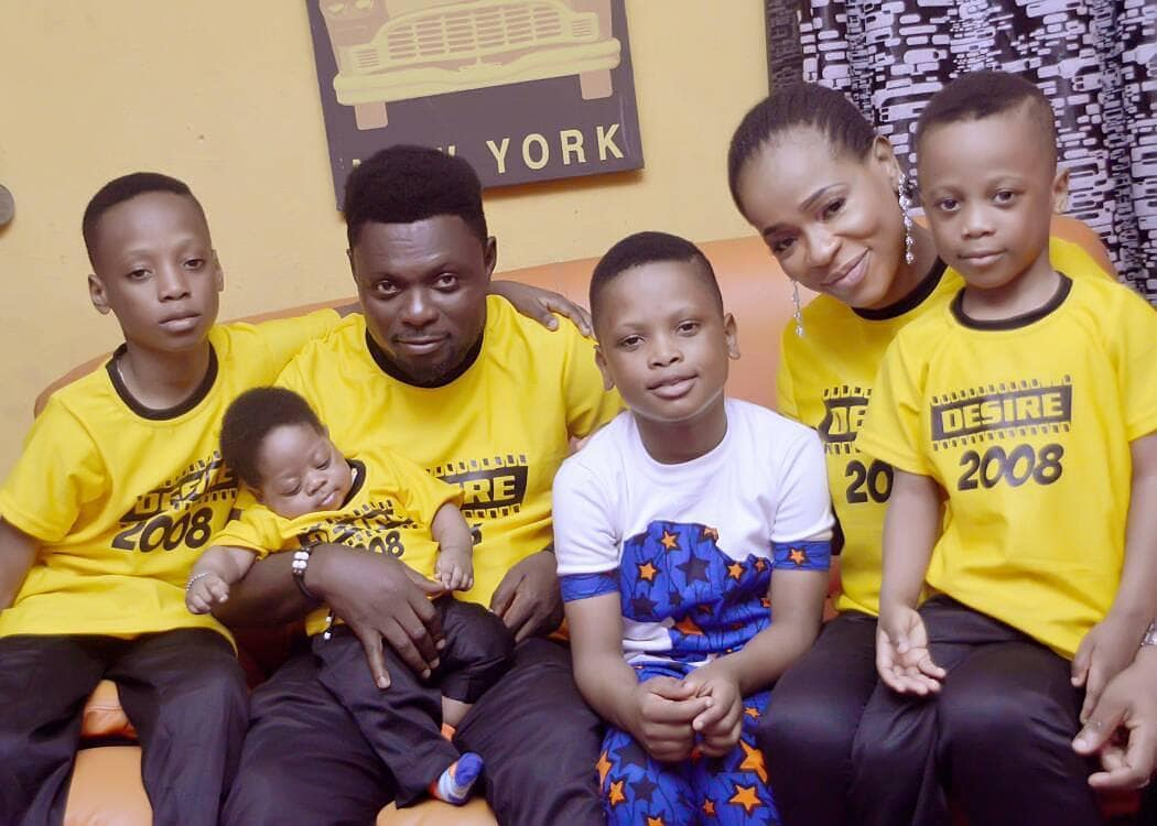 Photo of Actor Kunle Afod reveals how Fatherhood has changed him