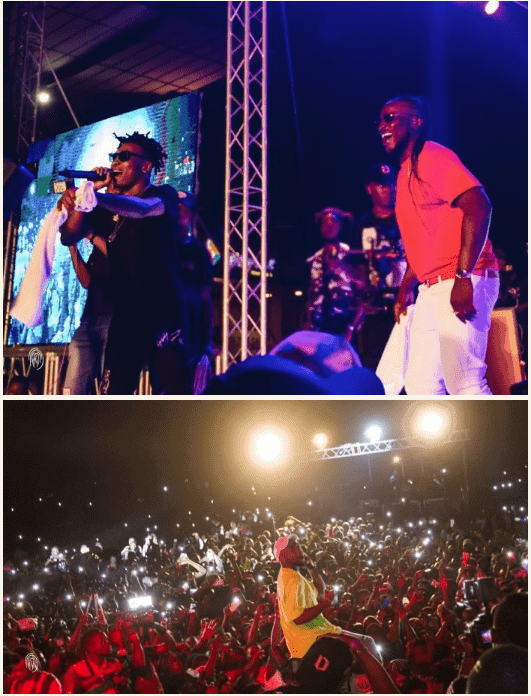 "Photo of Photos from Mayorkun ""mayor Of Lagos"" concert"