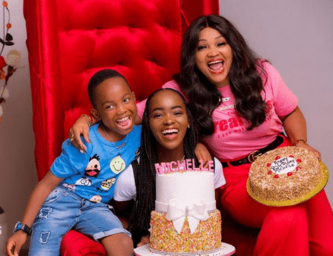 Photo of Photos from Mercy Aigbe's daughter's 17th birthday celebration