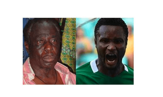 Photo of Mikel Obi hasn't called his dad in 5 years (details)