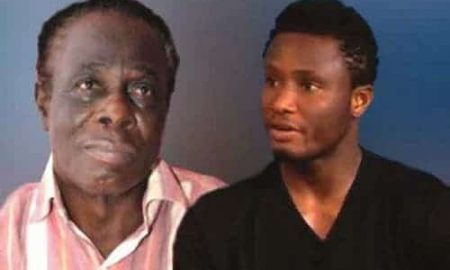 Kidnappers think Mikel Obi sends me millions, but he doesn't - Father opens up
