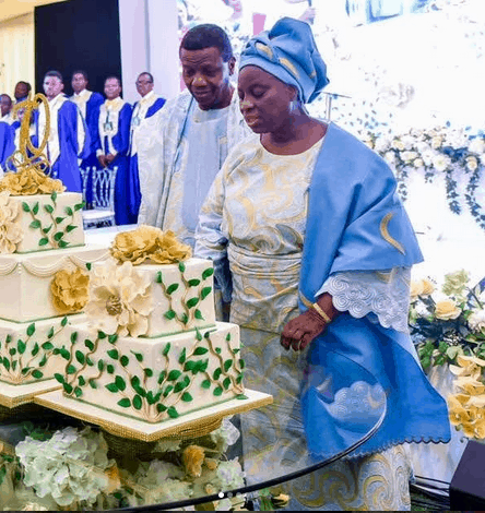 Photo of How RCCG's Folu Adeboye marked 70th birthday (photos)