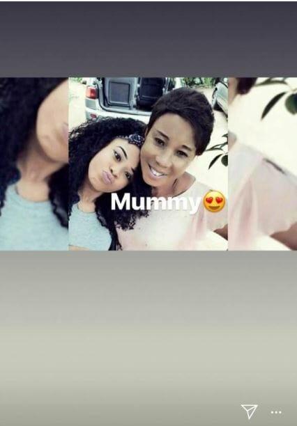 BBNaija's Nina mother