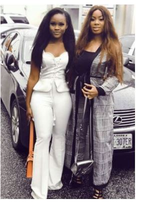 Photo of Nina shades other Ex-BBN housemates as Cee-C hits 700k followers on IG