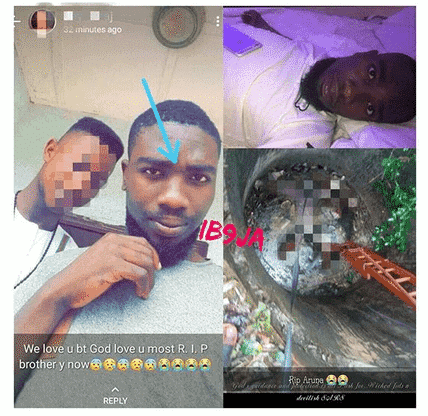 Photo of Final year student falls inside well, dies while being chased by SARS