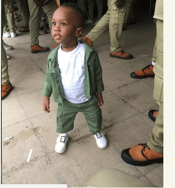 NYSC outfit