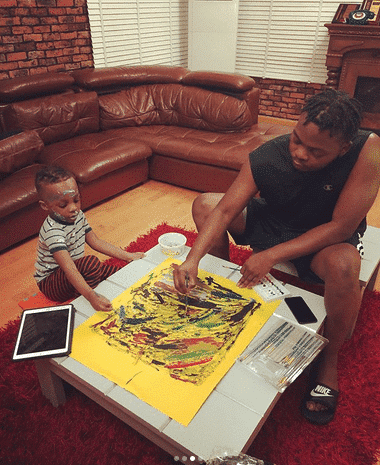 Photo of Rapper Olamide reveals how marriage has changed him