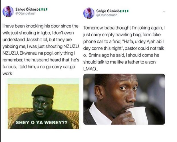Photo of Man narrates his epic quarrel with his pastor neighbor for parking space