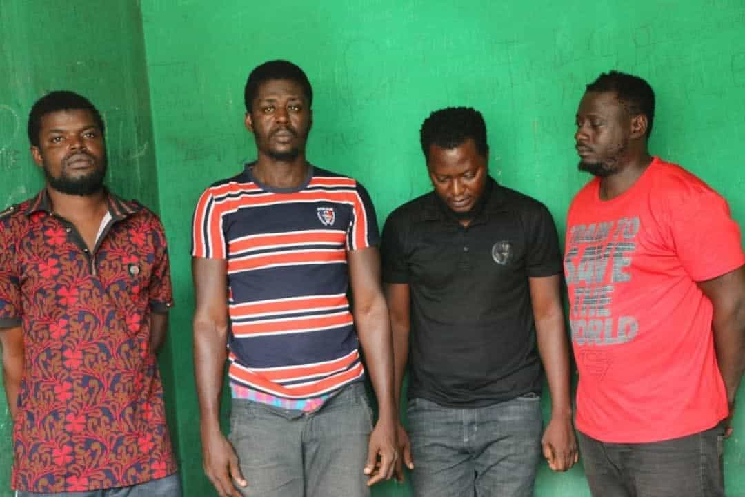 Photo of Police dismiss four SARS operatives for extortion and armed robbery
