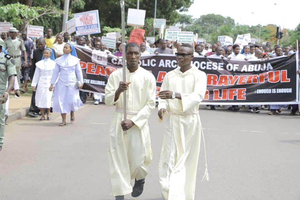 Photo of Christians to shut down Nigeria July 11 over Herdsmen killings