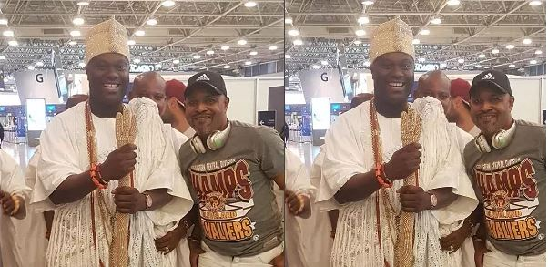 Photo of Ooni of Ife, Saidi Balogun to partner with Brazil in new movie