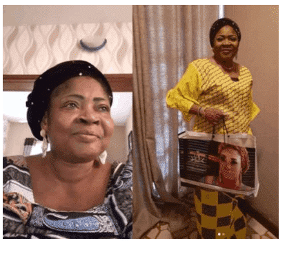 Photo of Veteran singer Salawa Abeni escapes a robbery attack in Lagos
