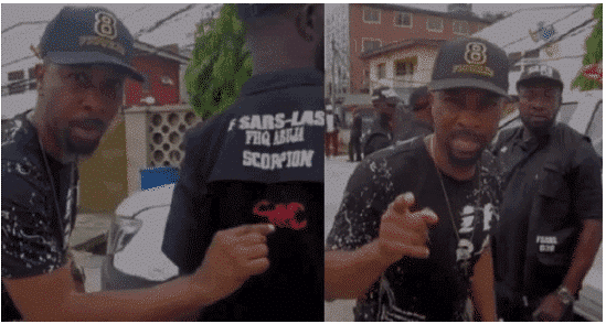 Photo of How to Identify 'real' SARS officers' – Ruggedman shares video